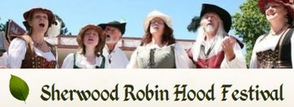 7/16 & 7/17, 2021 - Sherwood, OR - 66th Annual Sherwood Robin Hood Festival