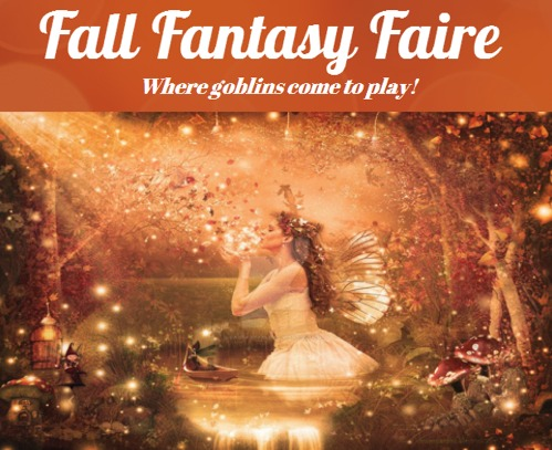 Fall Fantasy Fair 2020 is Cancelled - New Date for Next Year:  9/18/2021